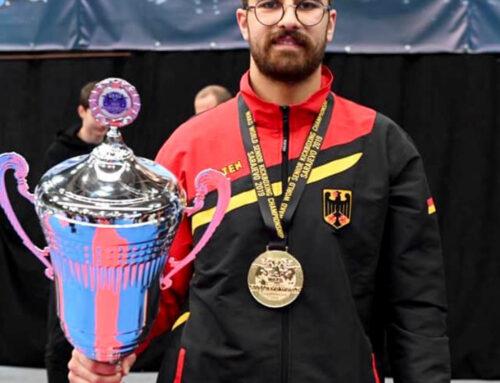 Rmadan Al Amin – Weltmeister 2019