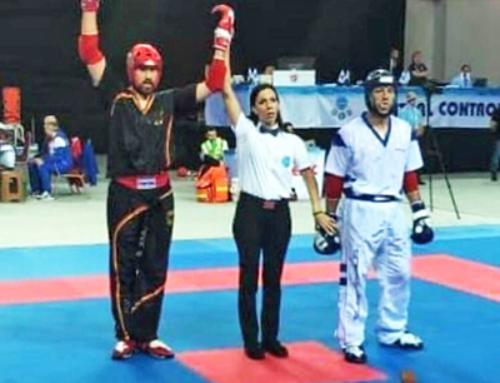 Al Amin im WM Finale in Antalya