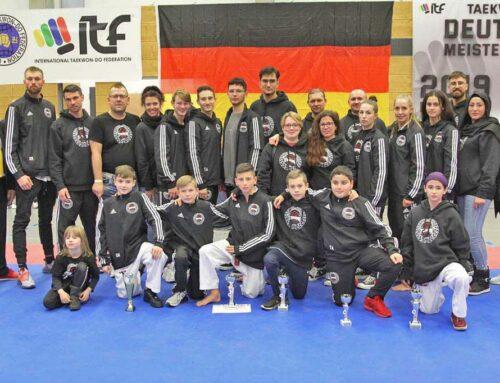 ITF Deutsche Taekwon-Do Meisterschaften 2019