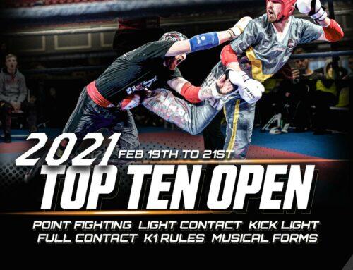 Top Ten Open 2021
